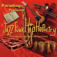 JazzFunk HipHoPoetry CD